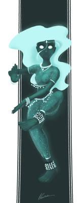 Ghost Indian Dancer