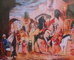Moharam by shia-ali