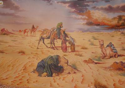 40 AL HUSSAIN (( a.s)) by shia-ali