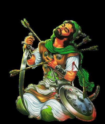 Imam Hussain (( a.s)) PNG by shia-ali