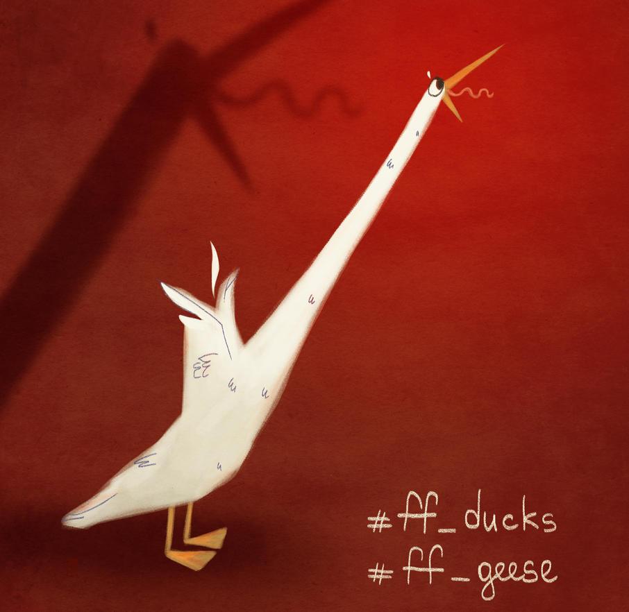 Goose by EmilyAeren