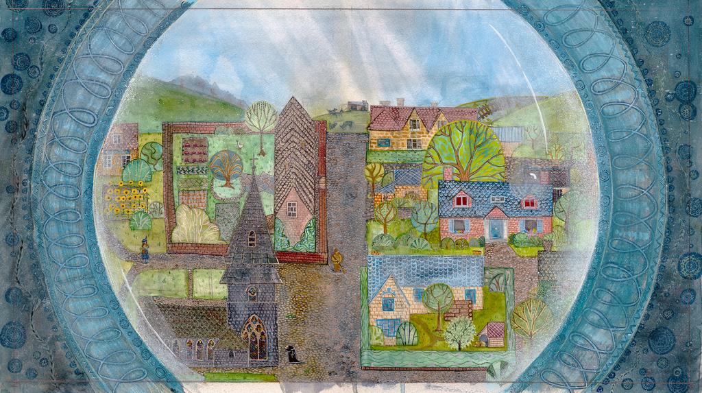 village by EmilyAeren