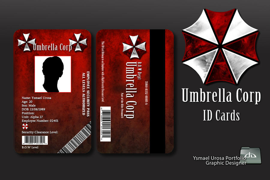 Umbrella Corporation - Movies Wallpaper 23850 - Desktop Nexus