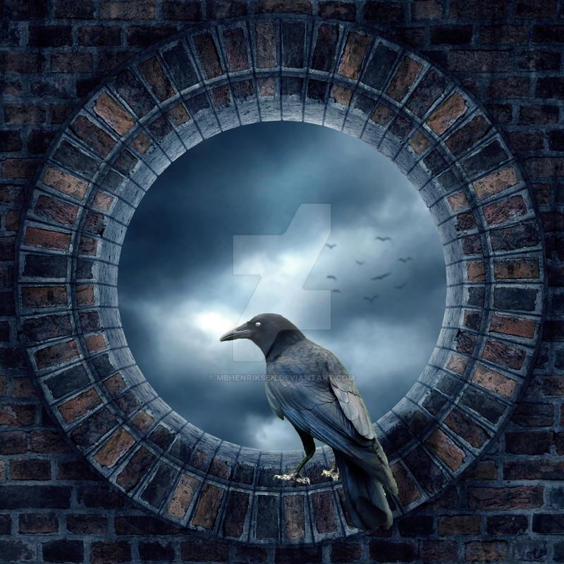 The Crow by MBHenriksen