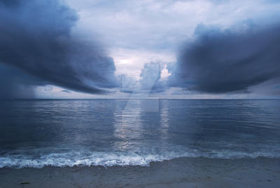 Premade Ocean Stock by MBHenriksen