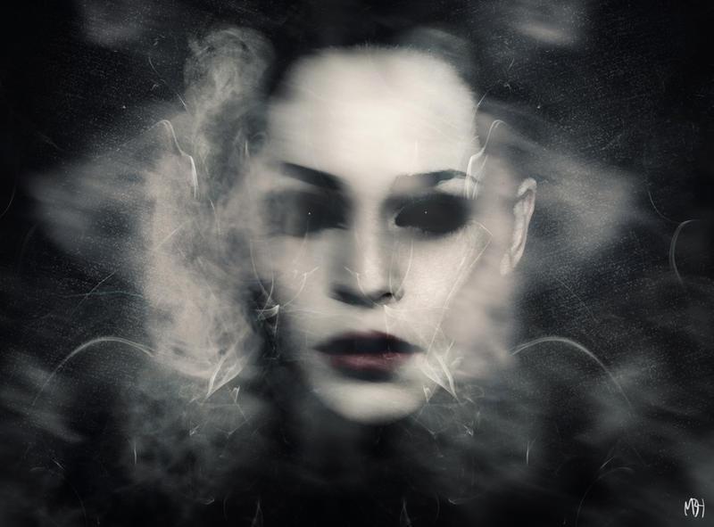 Ghost of Dust by MBHenriksen