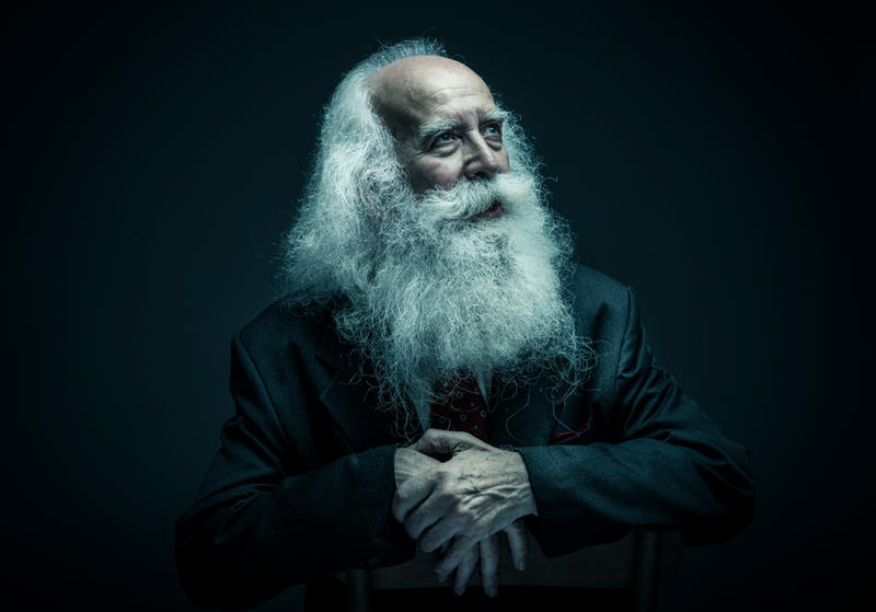 Horacio Casadey - Old Man - Retouch by MBHenriksen