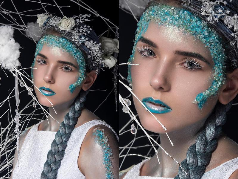 Fabien Lipomi - Frozen - Retouch + Closeup by MBHenriksen