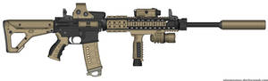 M16A4 Sop Mod