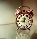 T clock?