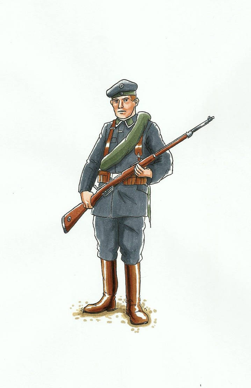german uniforms WW1 by gmil123 on DeviantArt