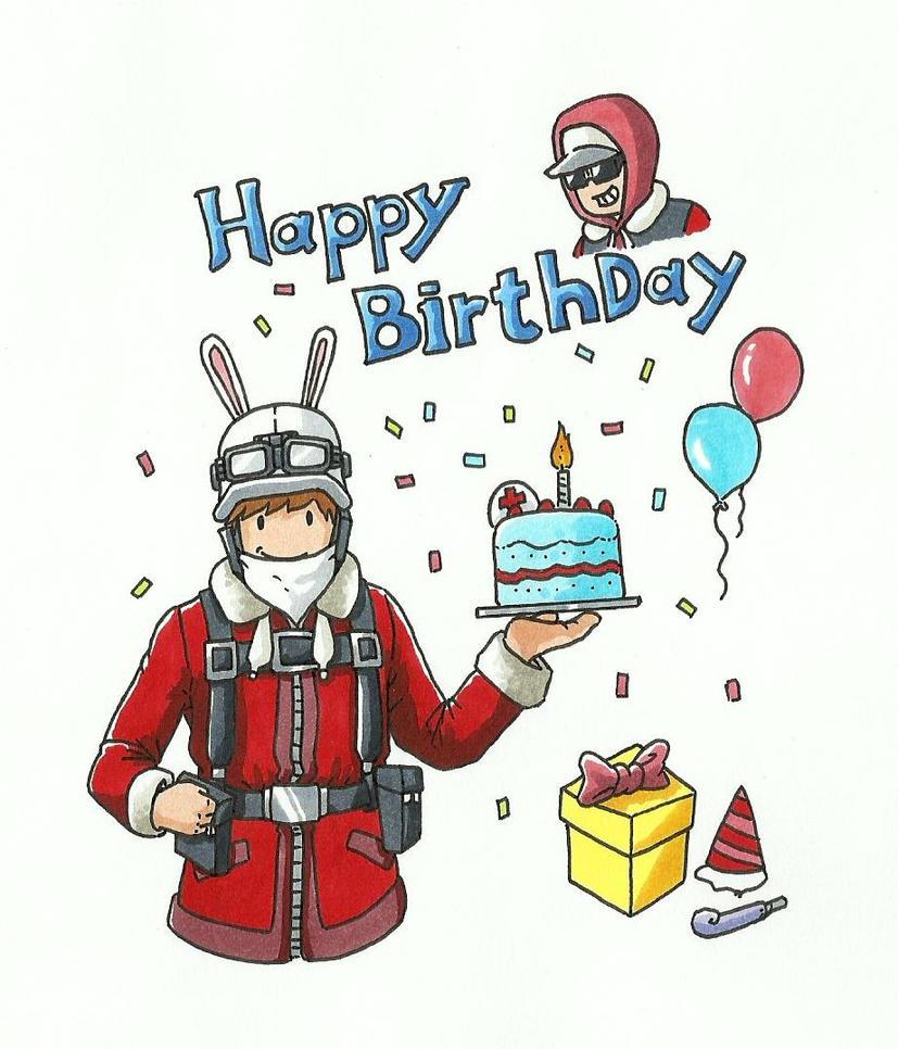 Happy Birthday Man By Gmil123 On DeviantArt