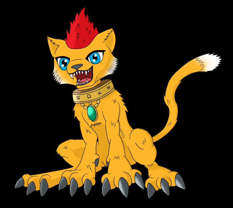 Leormon - Digimon Leyends