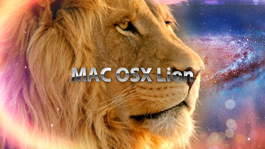 Mac OSX Lion by TedZ01