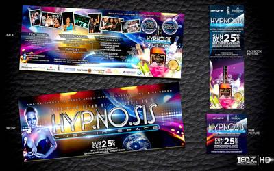 Hypnosis Flier