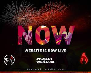 Website is now LIVE