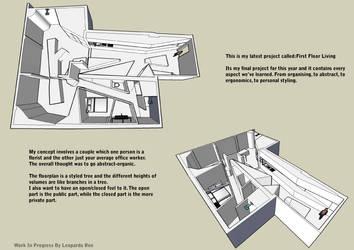 IV: First floor living