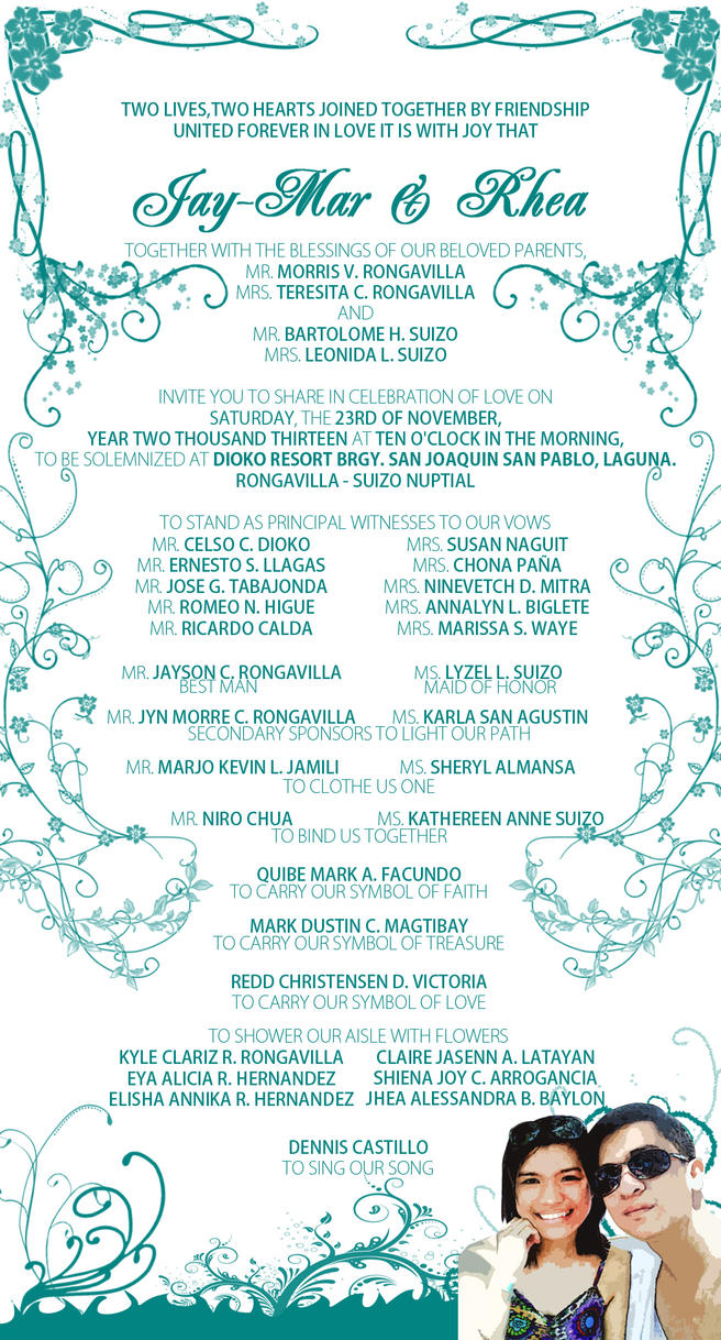 Wedding Invitation Preview by rafael-graphics on DeviantArt