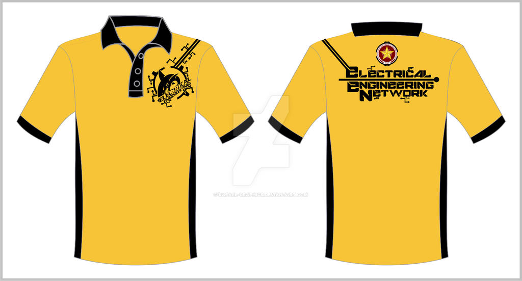 Ee Polo Shirt V1 0 By Rafael Graphics On Deviantart