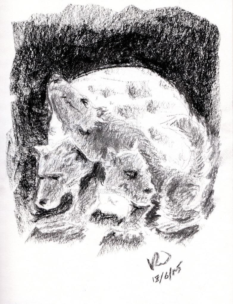 Werecerberus by vascosousa