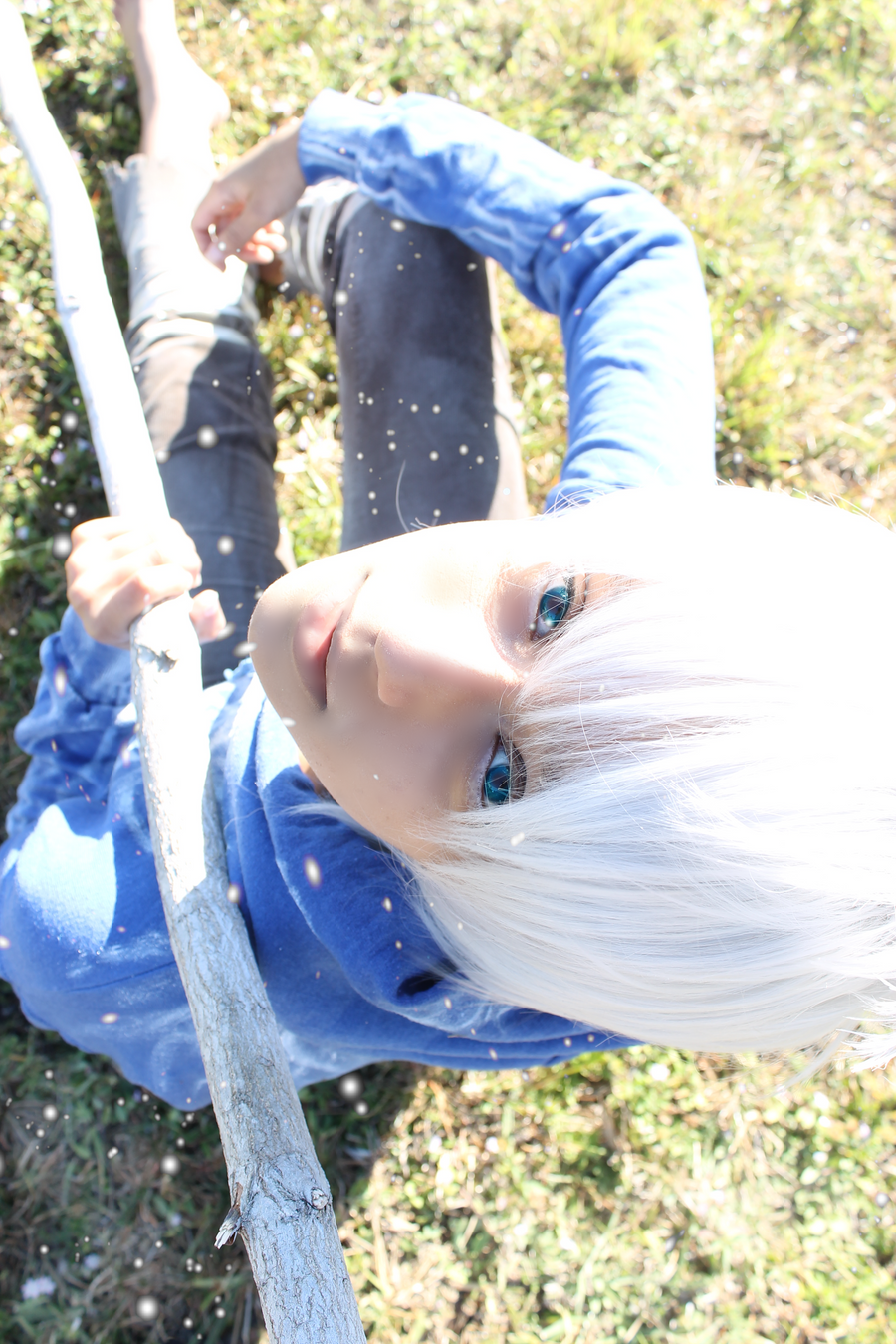 Jack Frost Cosplay - Spirit of Mischef by Awesome-Vivi