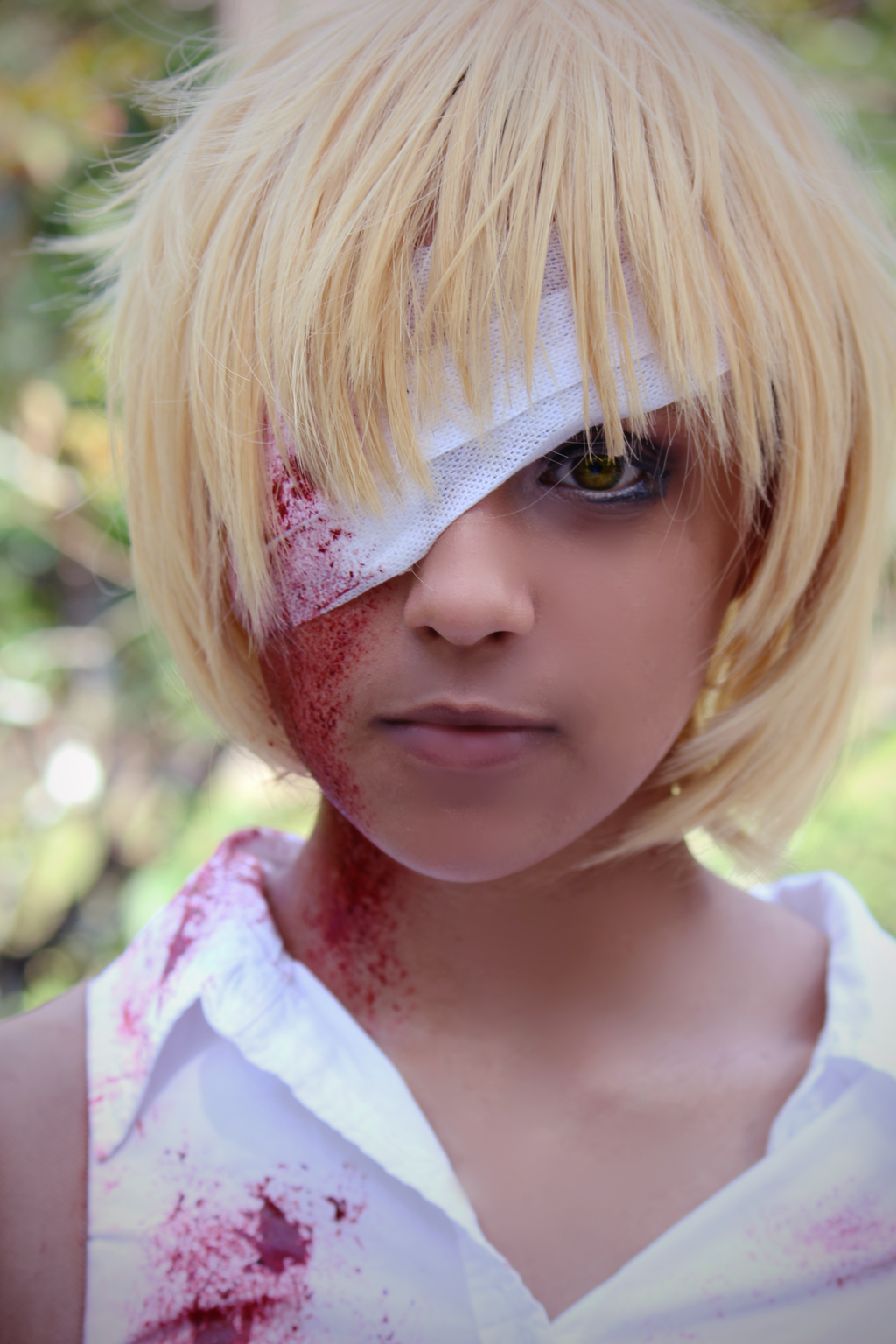 Mad Father Dio Cosplay: Dispair by Awesome-Vivi on DeviantArt