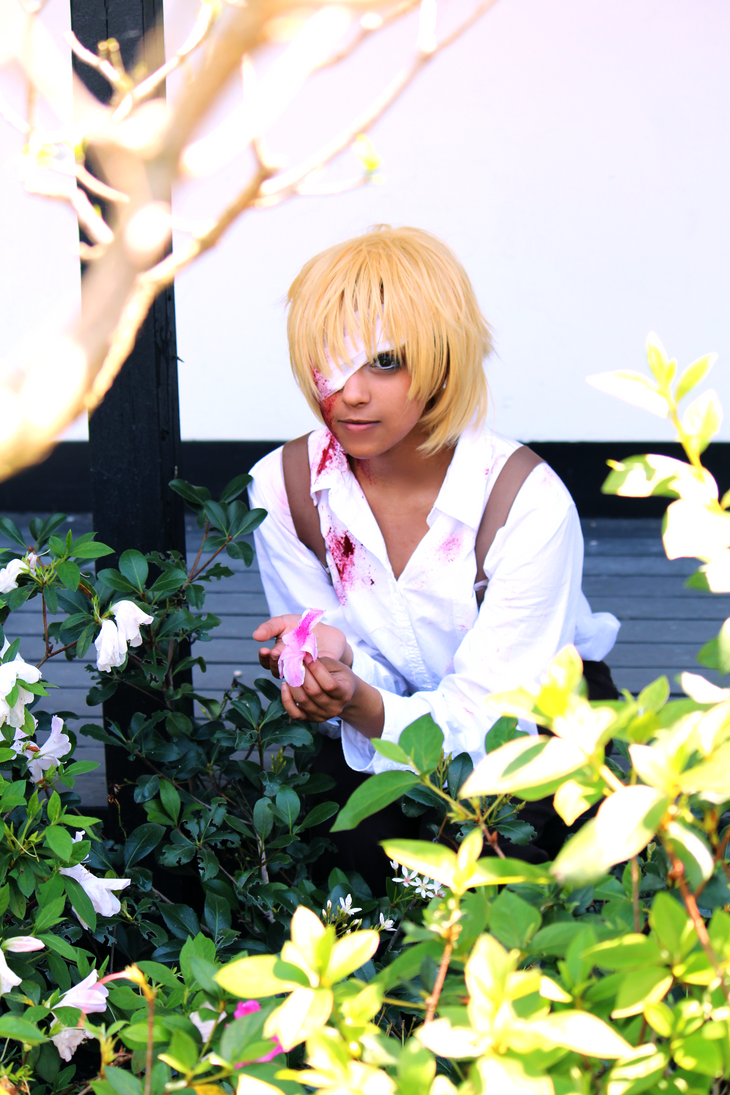 Mad Father Cosplay (Dio): Flower by Awesome-Vivi on DeviantArt