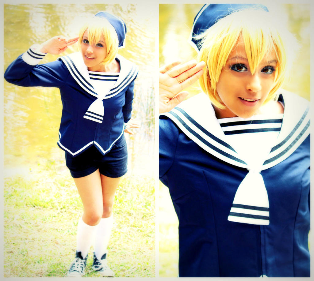 Fruits Basket Cosplay Momiji: Sunlight by Awesome-Vivi on ...