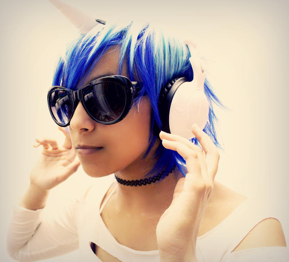 Vinyl Scratch Cosplay so far by Awesome-Vivi