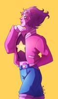 Steven Universe Future Rainbow Quartz 2.0