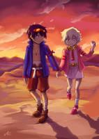 TTGL: Take my hand, Nia by Anyarr