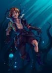 Dissidia: Deep Water