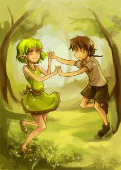 Dance with meee