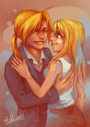 FMA: Half of my life by Anyarr