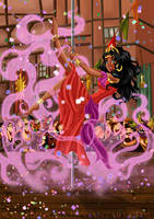 Dance La Esmeralda by bloona