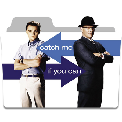 Catch Me If You Can 2002 Movie Folder Icon By Zsotti60 On Deviantart