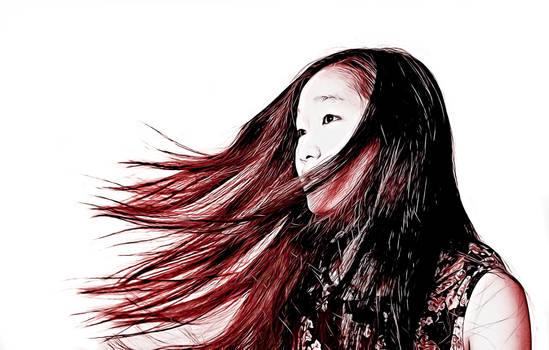 Asian breeze:  Red-ux