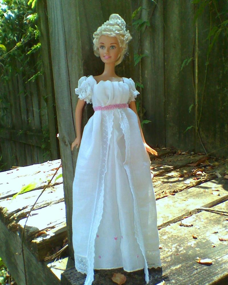 Barbie Regency Gown 2 by CissyPureblood on DeviantArt