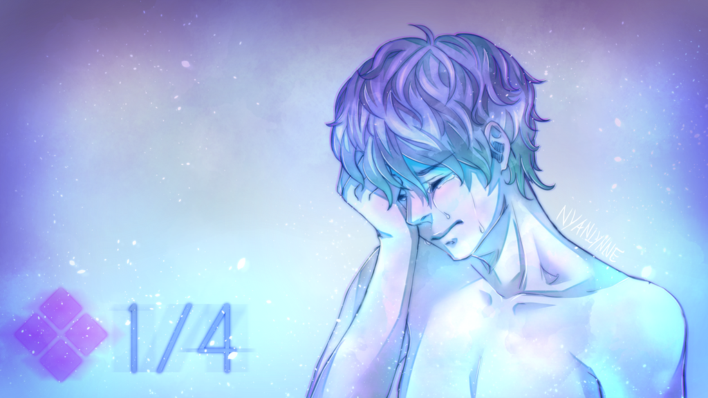 Kaito 1/4th by nyanlynne