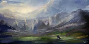 Landscape Speedpaint #4