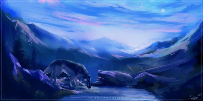 Felvargs Feia - Blanket of Twilight