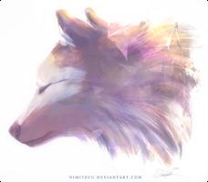 Happy Birthday Wolfie!~ by Nimiszu