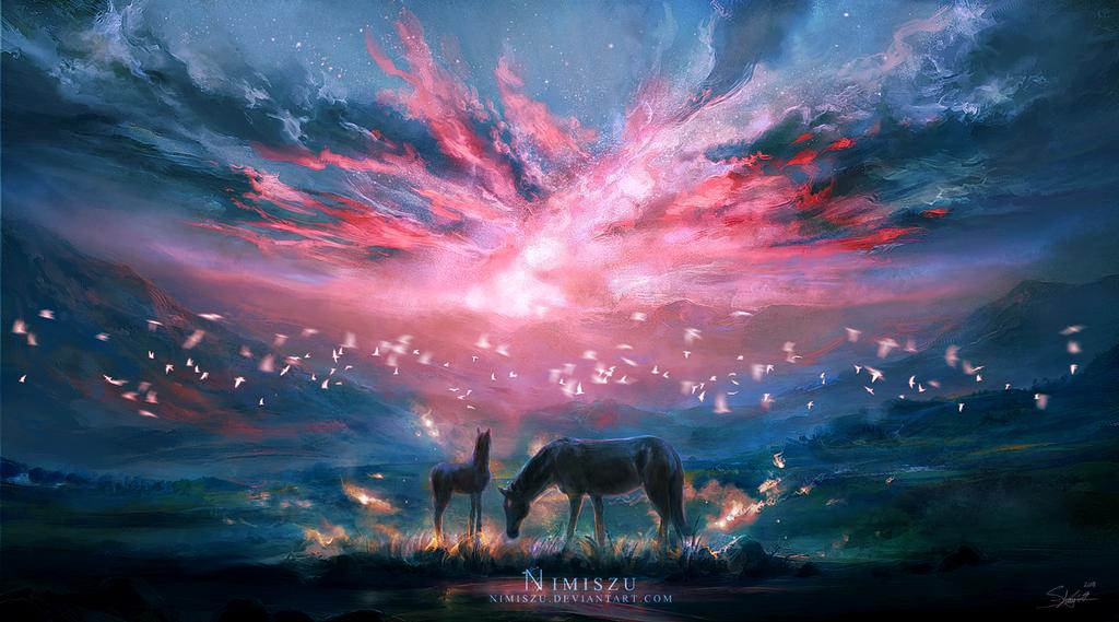 New Beginnings by Nimiszu
