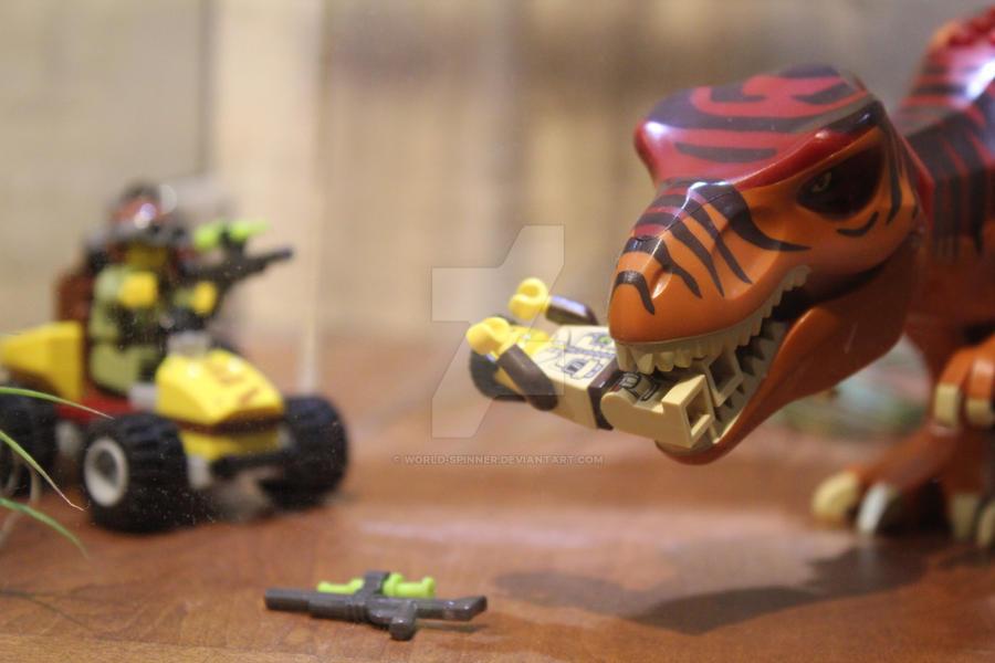 Lego Jurassic Park by World-Spinner on DeviantArt