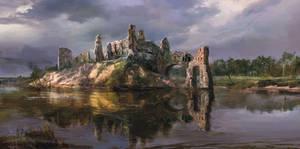 The Witcher 3 Wild Hunt Ruins