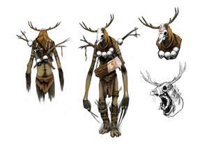 Witcher 3 GOG goodybag Leshen
