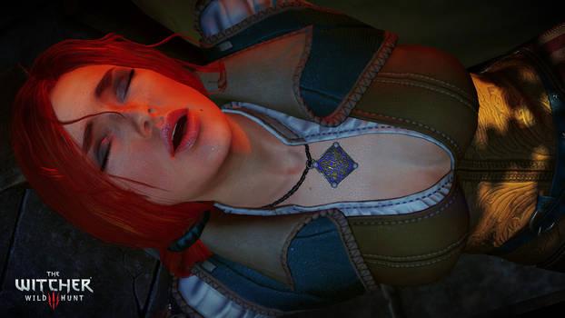 The Witcher 3 Wild Hunt Triss Merigold 2 by Scratcherpen