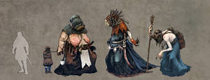 Witcher 3 Wild Hunt witches