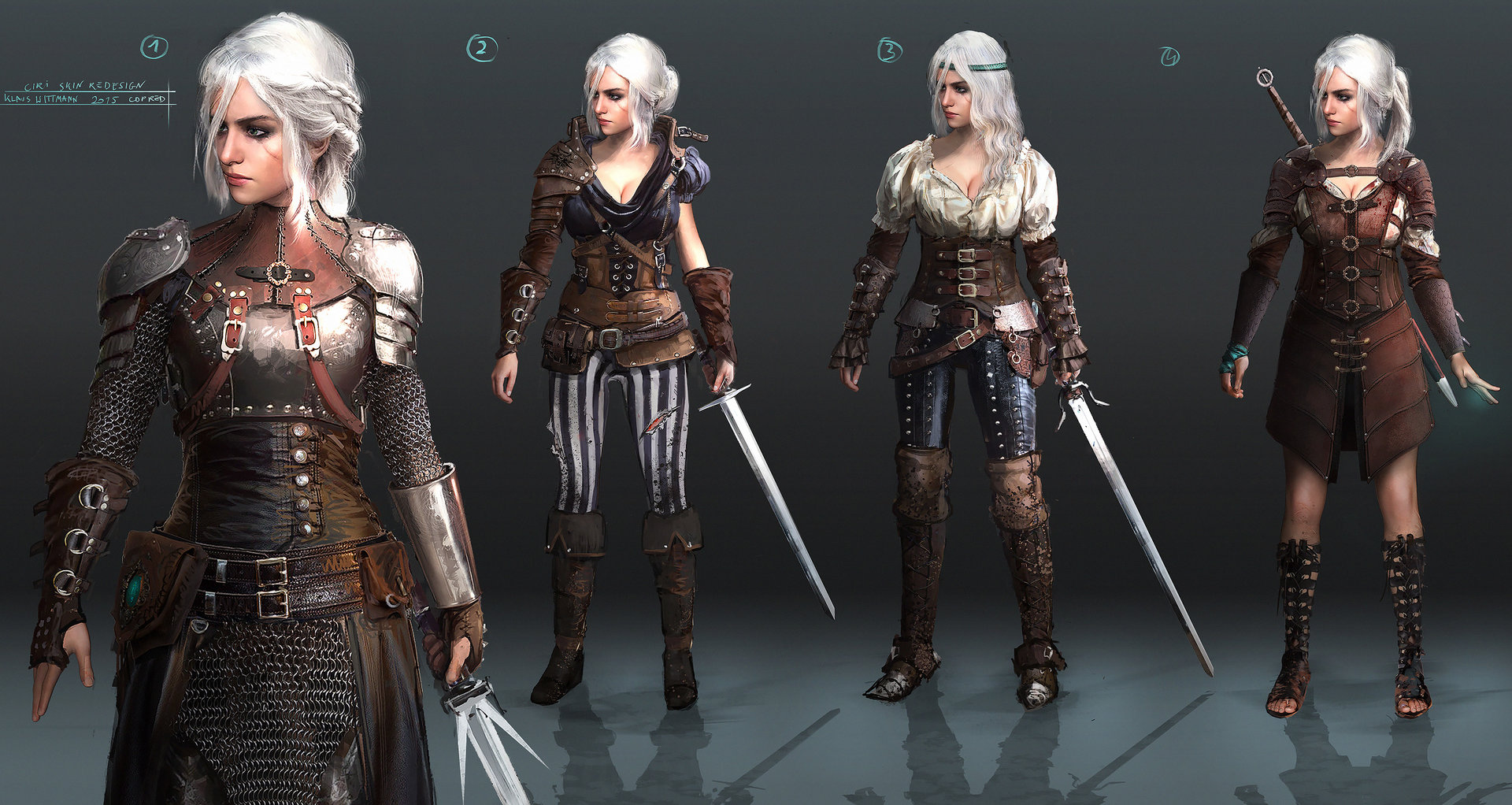 Did Anybody Saw This It Would Be Awesome Witcher