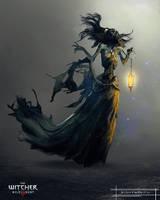 Nightwraith by Scratcherpen